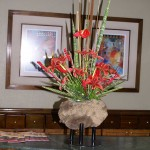 KenRock Dry Flower Arrangement