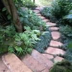 Residential Garden Walkway