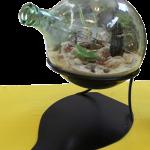 Custom Made: Glass Bottle Garden